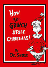 How the Grinch Stole Christmas! by Dr. Seuss (Hardback, 2013)