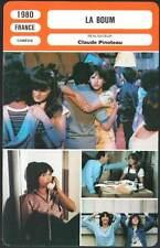 LA BOUM - Marceau,Fossey,Brasseur,Grey (Fiche Cinéma) 1980 - The Party