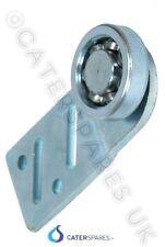 STEEL REAR DOOR RUNNER BEARING WHEEL HANGER FOR HOT CUPBOARD DOORS STRAIGHT PART