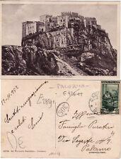 Cartolina d'epoca - CACCAMO PALERMO - IL CASTELLO