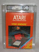 VGA 85 Atari 2600 game STAR RAIDERS w/ touch pad & DC comic book VCS large box !