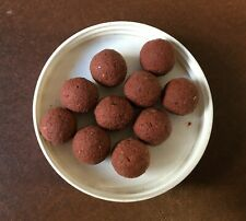 Mistral Baits The Pop Up With No Name 15mm Pop-Ups x 10