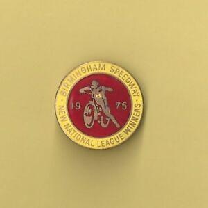 Birmingham 1976 Speedway Badge