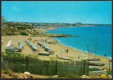 AD4326 Marina di Noto (SR) - La spiaggia - Cartolina postale - Postcard