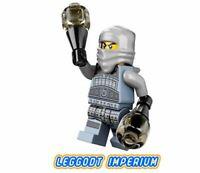LEGO Minifigure - Ash - Elemental Masters Ninjago njo298 FREE POST