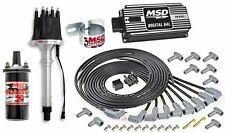 MSD Ignition 85557K Ignition Kit Chevy V8 Includes Pro-Billet Distributor 121-85