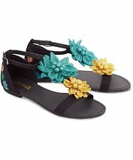 Joe Browns Long Island Raffia Sandals UK 4 EU 37 JS15 46 SALEs