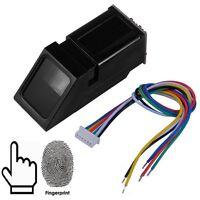 NEW Optical Fingerprint Reader Sensor Module Locks All-in-one For Arduino UNO R3