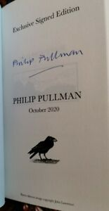 Serpentine, Philip Pullman. Signed, 1st/1st UK Hardcover New And Unread