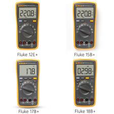 Fluke 15b17b18b12e Digital Multimeter Dmm Acdcrc Voltage Current Test