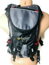 Outdoor Products Ripcord Hydration Pack BackPack Graphite Back Pack - GREAT BUY!