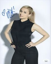 Iliza Shlesinger Signed 8x10 War Paint Comedian Authentic Autograph JSA COA