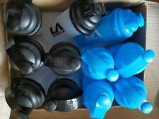La Muscle Gym bebidas/batidos de proteínas// Botella Mezcladora Nuevo Azul O Claro 700ml