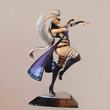 Sindel Mortal Kombat 9 Custom Unique Figure