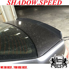 Unpainted ATL Style Rear Boot Trunk Lip Spoiler For Honda Civic 2012-15 Coupe ✪