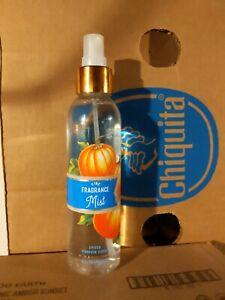 Bath & Body Works Spiced Pumpkin Cider Fine Fragrance Mist Spray CLEARANCE READ