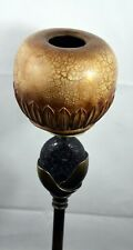 Unidentified - Art - Crackle Jar - Bowl - Vase - Stamped / Certificate of AUTH