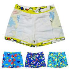 Baby Boys Swimming Trunks Cartoon Polyester Bathing Suit Children Swimwear *