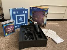 Playstation 3 Ps3 Move Motion Controller Ps4 BOOK OF SPELLS WONDERBOOK BOXED