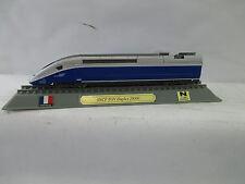 "del prado Spur N E-Lok TGV Duplex 29000 der SNCF ""Standmodell""  FW166"