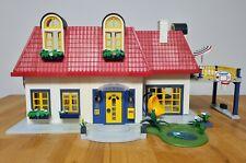 Playmobil Einfamilienhaus 3965 Mit Viel Zubehör und Anleitung