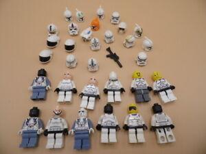 LEGO STARWARS ETC JOB LOT OF MINIFIGS MIXED MINI FIGURES & PARTS #25.(LOTS MORE)