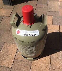 Gasflasche 11 kg , Eigentumsflasche