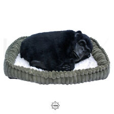 Perfect Petzzz® Realistic Huggable Breathing Dogs Cats Sleeping Christmas Toy