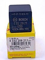 BOSCH 0 332 209 211 0332 209 211 Main Current Relay x2