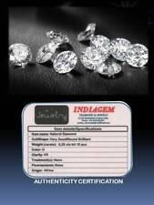 Lotto 10 diamanti taglio brillante tot. 0,20 ct CERTIFICATI