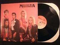 MALACHIA - Red Sunrise - 1987 Vinyl 12'' Lp./ VG+/ Christian Hard Rock Metal