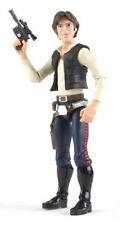 Star Wars Galaxy of Adventures  Han Solo Sling & Blast Attack Action Figure