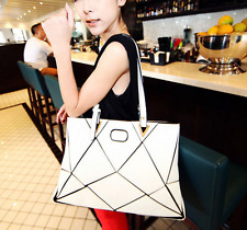 New Women Fashion  Leather Large Handbag Purse Women Lady Girl Bag Free Shipping