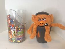 Jay At Play Stinky Little Trash Monsters Grimy Orange Plush Stuffed Doll Toy