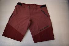 Cube Edge Baggy Shorts Size XXL Burgundy #10748 Shorts 4