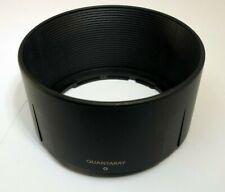 Quantaray 62mm Lens Hood for 70-300mm f4-5.6 LDO tele  Macro 1:2 (or Tamron)