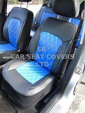 I - Semi passend für Opel Ampera Auto, Sitzbezüge, Rossini diamond-blue,
