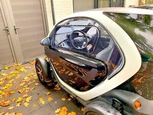 Renault Twizy TINTED Window (NO CAR) Version 2