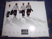 OVERGROUND Hass mich + Es endet in Tränen Pop Maxi CD 2 Tracks RAR+TOP!!!