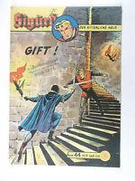 Original SIGURD Heft # 44 ( Lehning Verlag 1958-1968, mit Sammelmarke ) Z 2