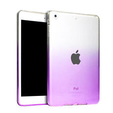 Ultra Slim Soft TPU Silicone Rubber Case Cover For iPad 2 3 4 Mini Pro 9.7 New