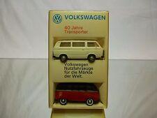 BREKINA BUSCH WIKING HERPA - VW VOLKSWAGEN TRANSPORTER 1:87 - GOOD IN BOX