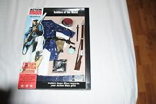 """ACTION MAN GI JOE 40TH ANIVERSARY """" FRENCH FOREIGN LEGION #1  """" OUTFIT  MIB"""