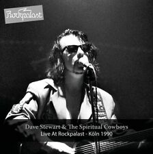 DAVE STEWART & THE SPIRITUAL COWBOYS - LIVE AT ROCKPALAST  2 VINYL LP NEW!