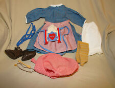New ListingAmerican Girl Doll Kirsten Meet Outfit Plus Accessories Retired Pleasant Company