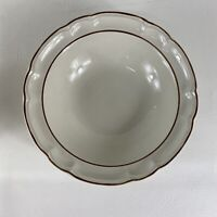 Stoneware Cumberland Mayblossom By Hearthside Japan Round Serving Bowl