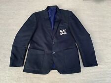 "Calday Grange Grammar School Boys Navy Blue Blazer Size 31"""