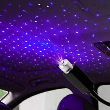 Car Interior Ceiling Light USB Auto Atmosphere Starry Sky Projector Light