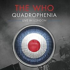 The Who Rock Music CDs in English