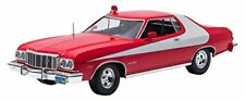 1 18 Greenlight Ford Gran Torino Starsky & Hutch 1976 Red/white